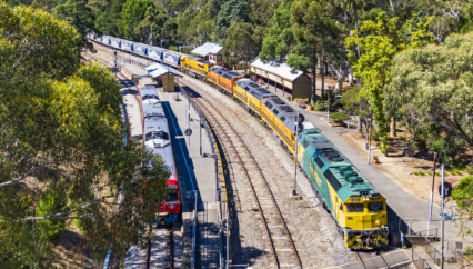 NEWS Regulator using Rail Safety Week